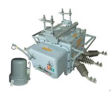 ZW20-12户外高压真空断路器